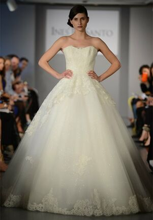 Ines Di Santo Estee Ball Gown Wedding Dress