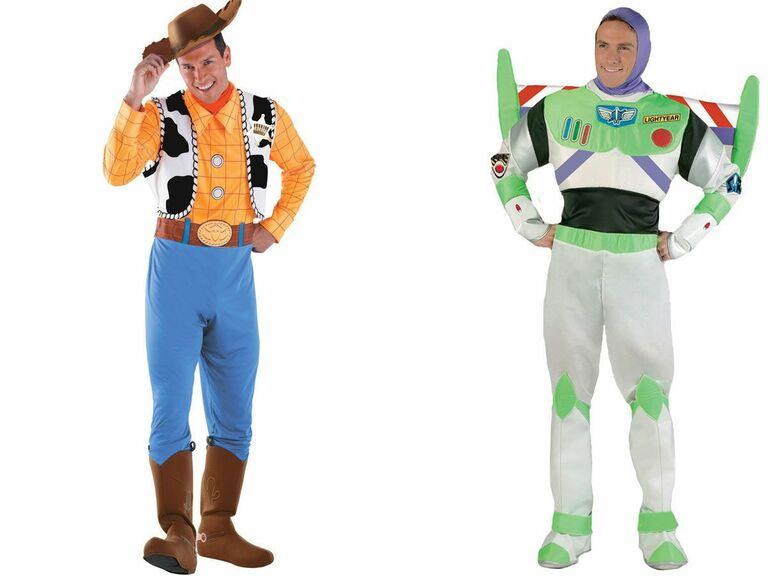 Disney couple costume ideas Toy Story