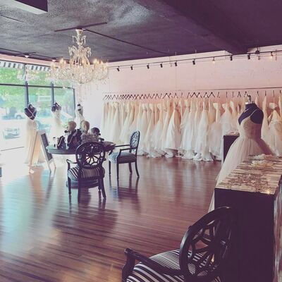 Bridal Salons In Findlay Oh The Knot