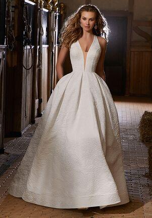 Morilee by Madeline Gardner/Voyage Rose | 6918 Ball Gown Wedding Dress
