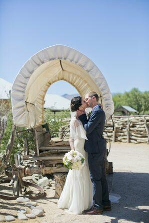 Southwestern Wedding Photo