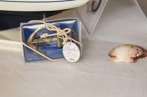 Anchor Bottle Opener Wedding Favors