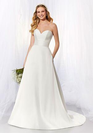 Morilee by Madeline Gardner Annie A-Line Wedding Dress