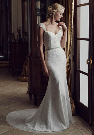 Casablanca Bridal 2238 Poppy Sheath Wedding Dress