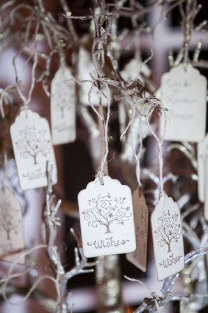 Wish Tree Guest Book