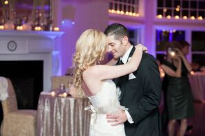 Julie and Ricky First Dance
