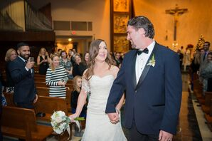 Bianca and JP's Recessional
