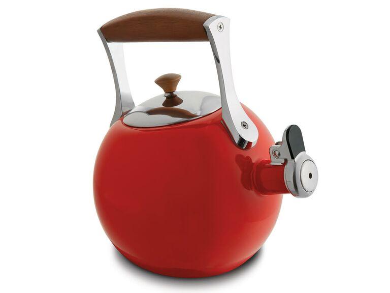 Nambé Meridian tea kettle