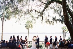 Waterfront Outdoors Wedding