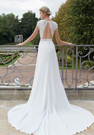 Aire Barcelona NALA Sheath Wedding Dress