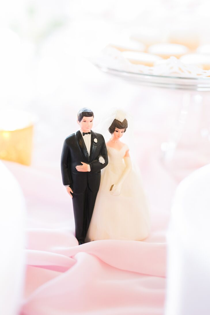 Family Heirloom Cake Topper