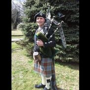 Newtown Square, PA Bagpipes | Kenneth Annand