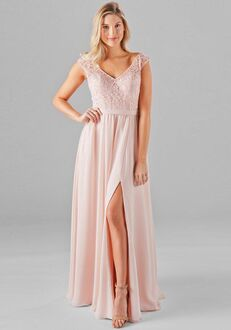 Kennedy Blue Morgan V-Neck Bridesmaid Dress