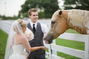 Southfork Ranch Country Chic Wedding