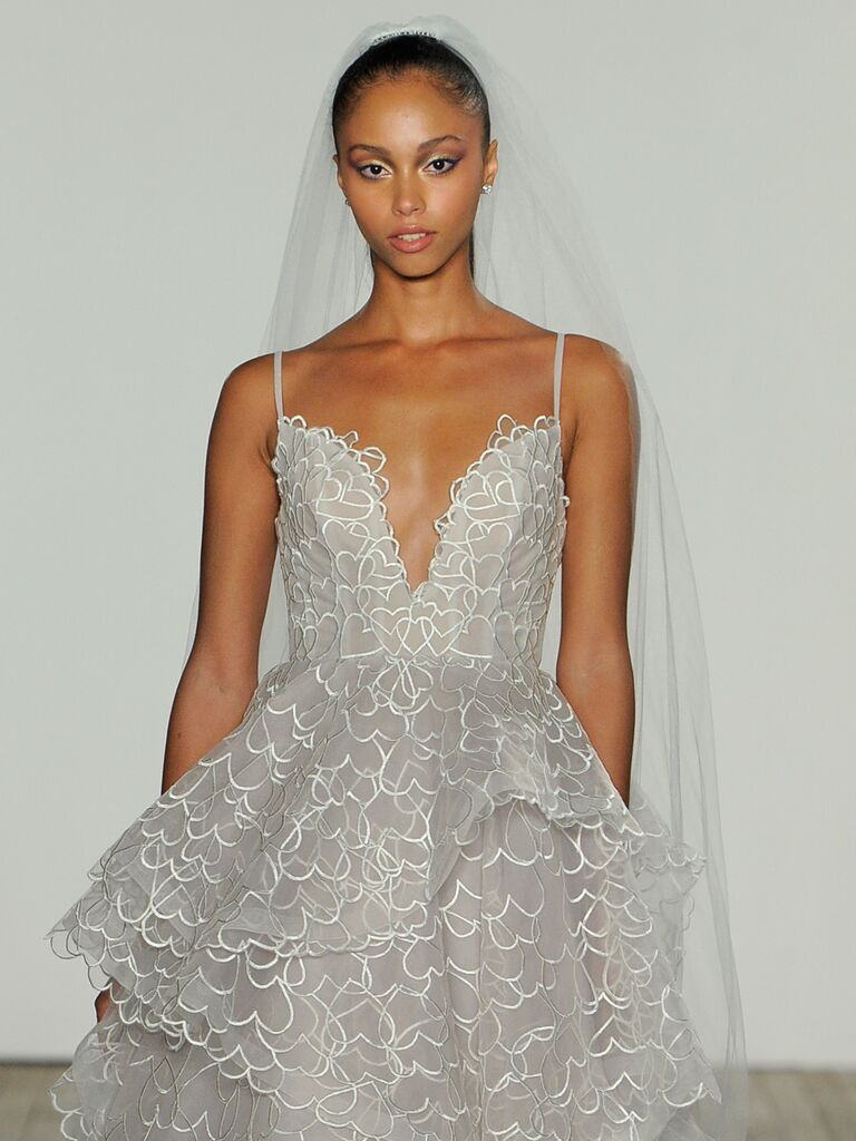 b1cd3c2736d Hayley Paige Spring 2019 Collection  Bridal Fashion Week Photos