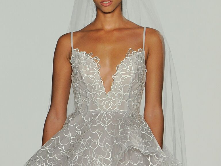 Hayley Paige Spring 2019 wedding dress