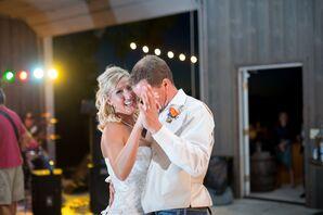 Jessica and Jeff First Dance