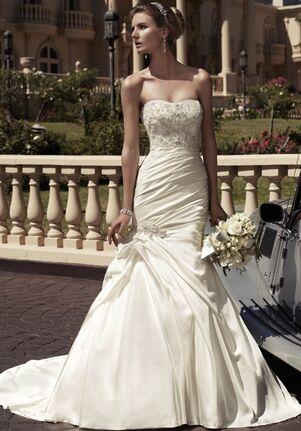 Casablanca Bridal 2104 Mermaid Wedding Dress