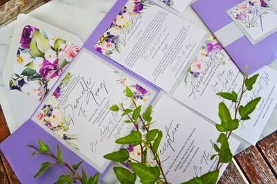 Red Letter Day Invitations & Design