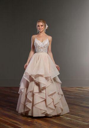 Martina Liana Britt+Stevie Ball Gown Wedding Dress