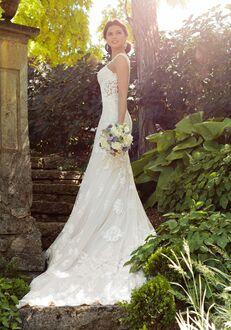 Essense of Australia D2205 Mermaid Wedding Dress