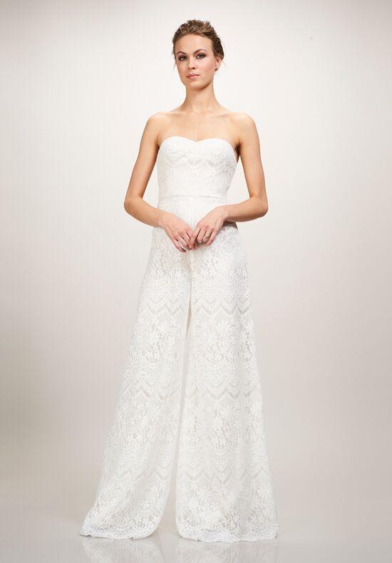 THEIA Skyler Sheath Wedding Dress