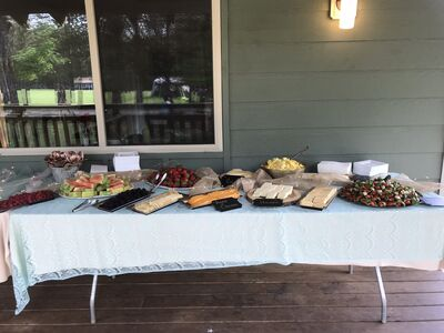 Up In Smoke BBQ and Catering