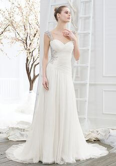 Beloved by Casablanca Bridal BL207 Wish Sheath Wedding Dress