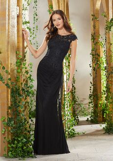 MGNY 71919 Champagne Mother Of The Bride Dress