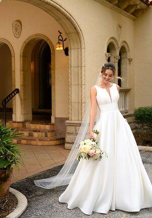Stella York 7119 A-Line Wedding Dress