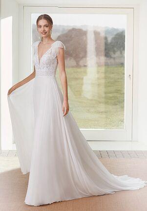 Rosa Clará Boheme AMAYA Sheath Wedding Dress