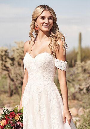 Lillian West 66165 Wedding Dress