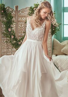 Jasmine Collection F201007 A-Line Wedding Dress