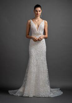 9d3efa364f3 Lazaro Josefina 3913 Mermaid Wedding Dress