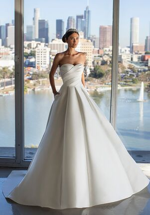 PRONOVIAS JURADO A-Line Wedding Dress