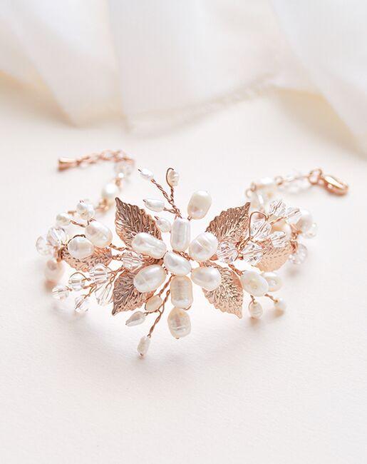 Dareth Colburn Valentina Freshwater Pearl Bracelet (JB-4852) Wedding Bracelets photo
