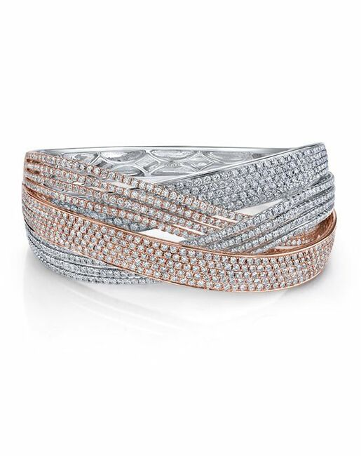 Parade Designs Style B3178A from the Lumiere Collection Wedding Bracelets photo