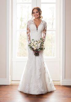 Stella York 6746 Sheath Wedding Dress