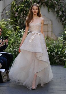 Monique Lhuillier Imagine Ball Gown Wedding Dress