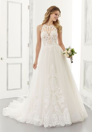 Morilee by Madeline Gardner Analiese Ball Gown Wedding Dress