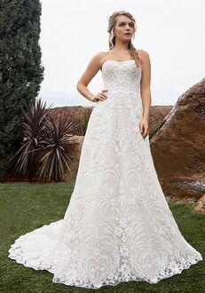 Casablanca Bridal 2433 Taylor A-Line Wedding Dress