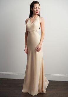 JASMINE P206059 V-Neck Bridesmaid Dress