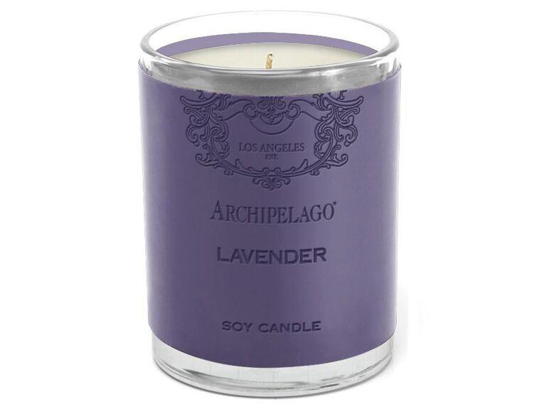 Archipelago lavender candle