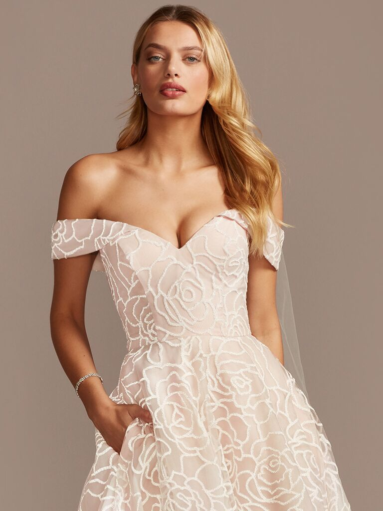 David's Bridal Spring 2020 Wedding Dresses