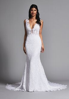 LOVE by Pnina Tornai for Kleinfeld 14557 Wedding Dress