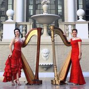 West Palm Beach, FL Harp | The Elegant Harp: Esther & AnnaLisa Underhay