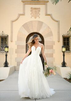 Stella York 7076 A-Line Wedding Dress