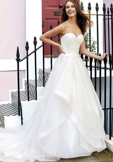 Adore by Justin Alexander 11137 Ball Gown Wedding Dress