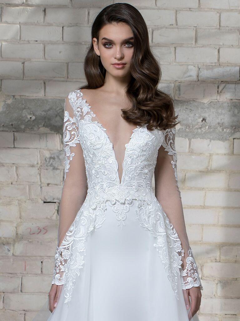Pnina Tornai 2018 Collection: Bridal Fashion Week Photos