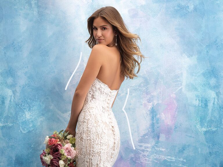 The Best Wedding Dresses For Your Body